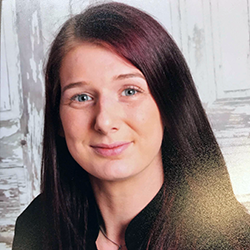Hannah Wiggin, Manager at Handprints Day Nursery, Silsden