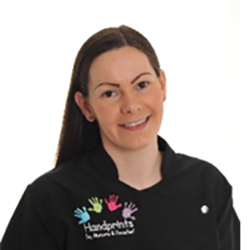 Holly Currie, Handprints Day Nursery Deputy Manager